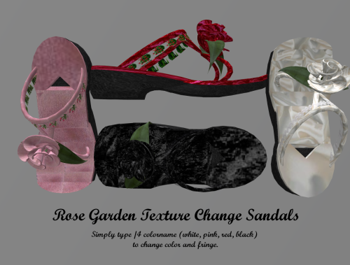 Rose Garden Mix Ad